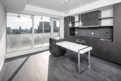 Apartment for rent at 197 Yonge St Unit 1610 Toronto Ontario - MLS: C4662609