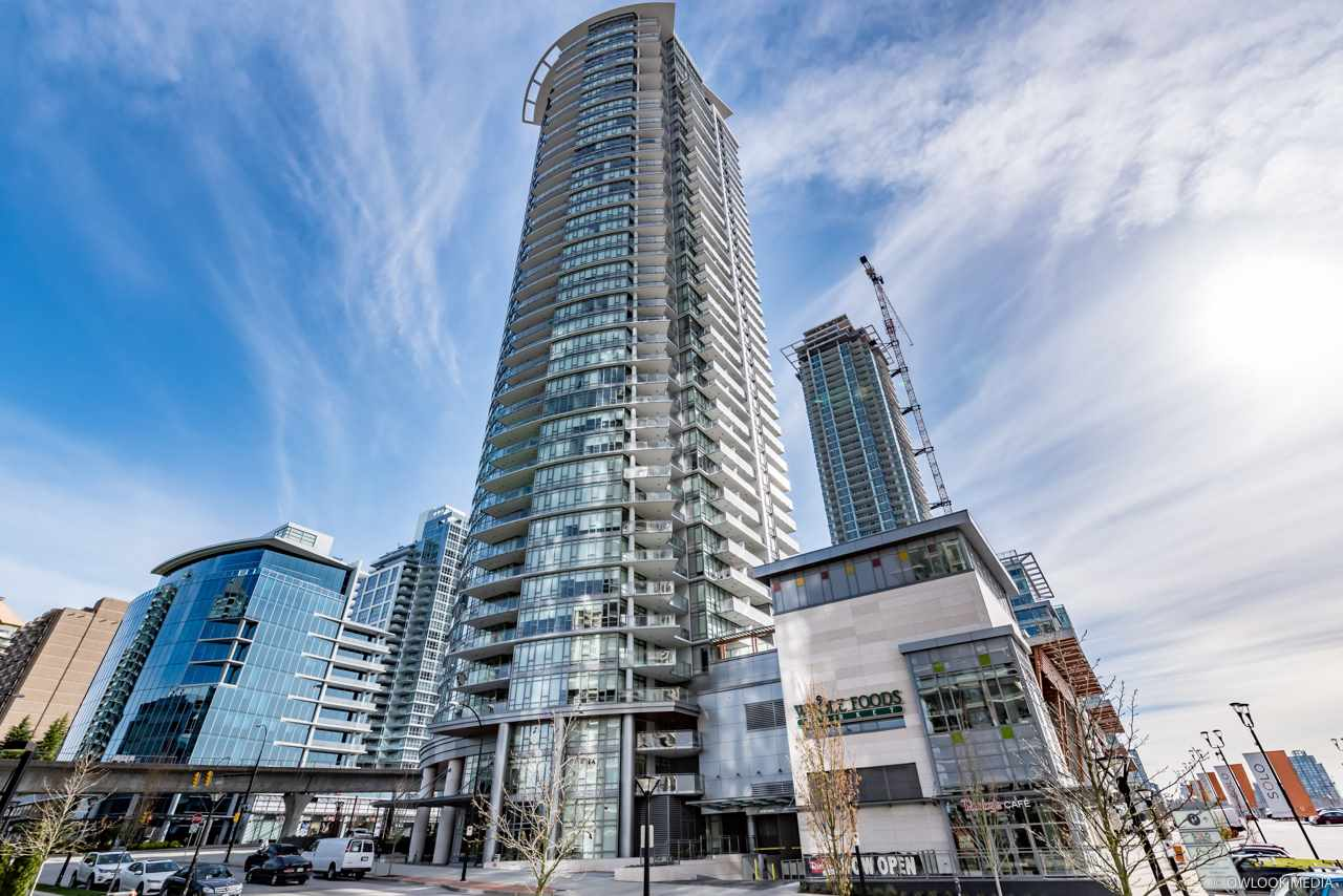 Sold: 1610 - 2008 Rosser Avenue, Burnaby, BC