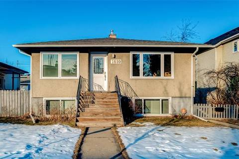 House for sale at 1610 21 Ave Northwest Calgary Alberta - MLS: C4278031