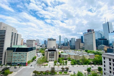 Apartment for rent at 210 Simcoe St Unit 1610 Toronto Ontario - MLS: C4977535
