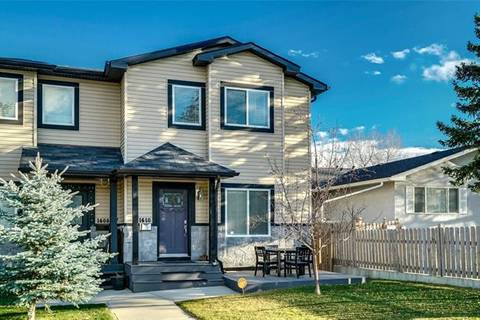 Townhouse for sale at 1610 43 St Southwest Calgary Alberta - MLS: C4233863
