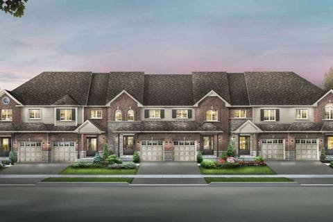 Townhouse for sale at 1610 Hetherington Dr Peterborough Ontario - MLS: X4702289
