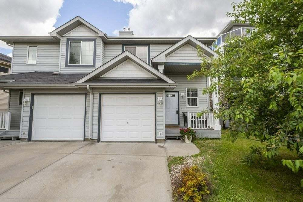 Townhouse for sale at 16103 132 St NW Edmonton Alberta - MLS: E4200359