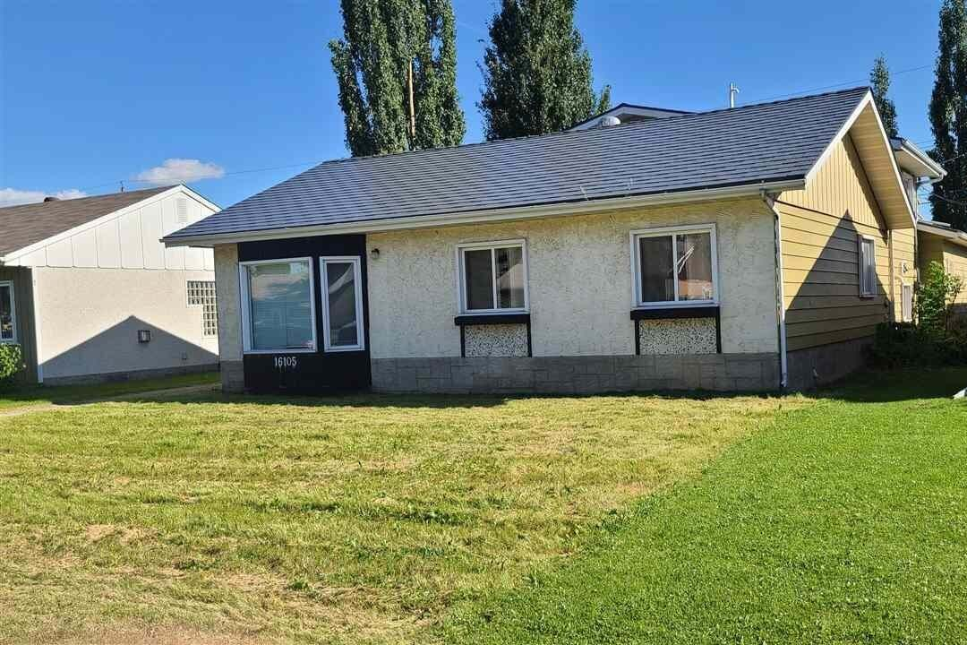 House for sale at 16105 108 Av NW Edmonton Alberta - MLS: E4208908