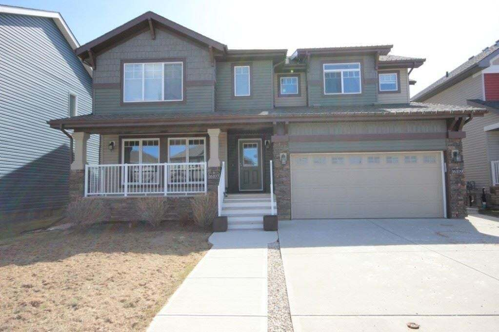 Townhouse for sale at 16107 10 Av SW Edmonton Alberta - MLS: E4203677