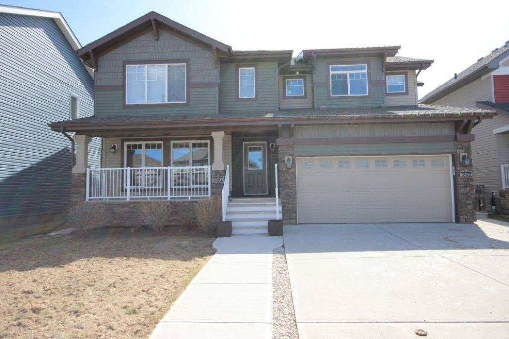 Townhouse for sale at 16107 10 Ave Sw Edmonton Alberta - MLS: E4189819