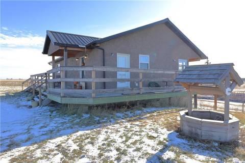 Home for sale at 161077 Range Road 280  Rural Willow Creek Md Alberta - MLS: LD0168328