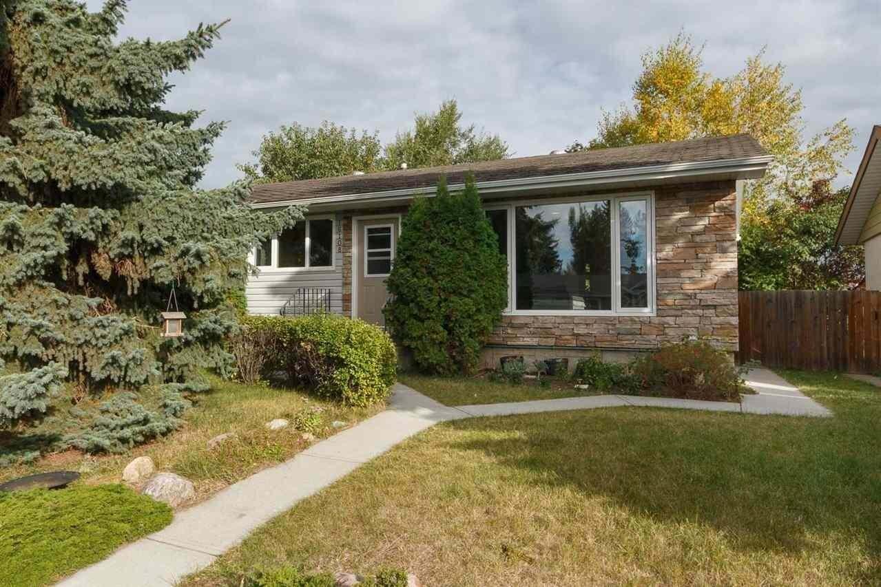 House for sale at 16108 84 Av NW Edmonton Alberta - MLS: E4215510
