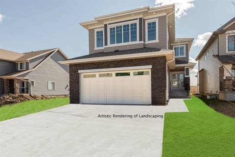 House for sale at 1611 158 St Sw Edmonton Alberta - MLS: E4153991