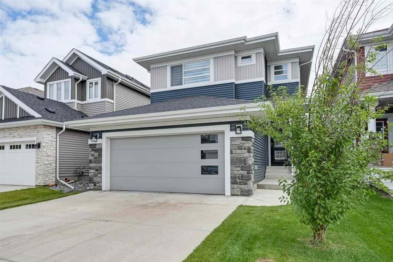 House for sale at 1611 168 St SW Edmonton Alberta - MLS: E4213610