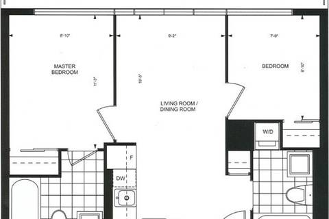 Condo for sale at 36 Lisgar St Unit 1611 Toronto Ontario - MLS: C4545471