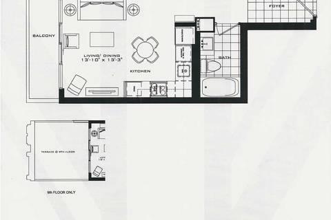 Apartment for rent at 955 Bay St Unit 1611 Toronto Ontario - MLS: C4530493