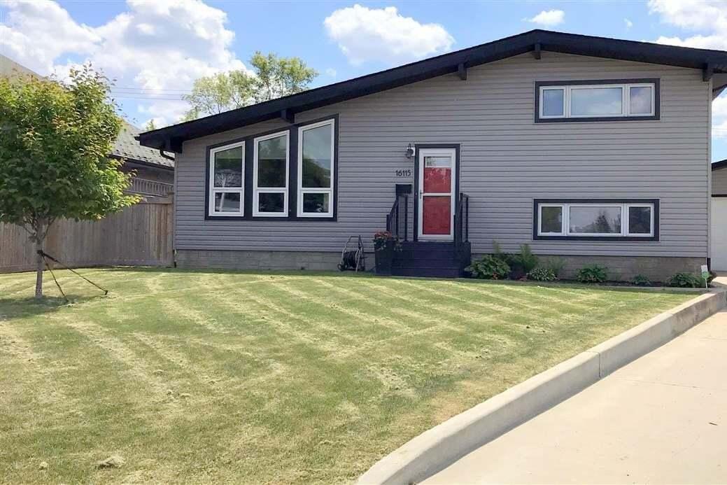 House for sale at 16115 87a Av NW Edmonton Alberta - MLS: E4201972