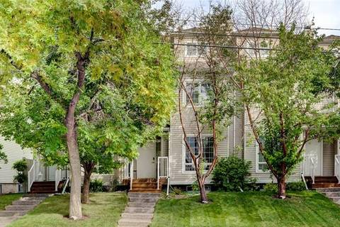 Townhouse for sale at 1612 34 Ave Southwest Calgary Alberta - MLS: C4269875