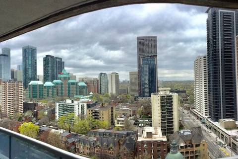 Condo for sale at 500 Sherbourne St Unit 1612 Toronto Ontario - MLS: C4447494