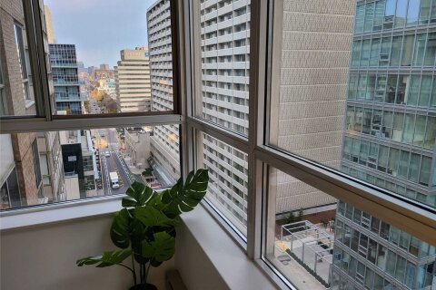 Apartment for rent at 711 Bay St Unit 1612 Toronto Ontario - MLS: C5086101