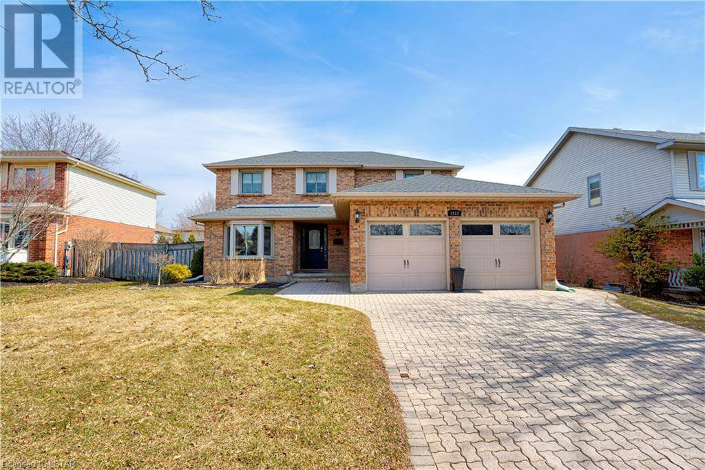 House for sale at 1612 Hastings Dr London Ontario - MLS: 251927
