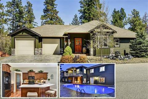 House for sale at 1612 Kloppenburg Rd Kelowna British Columbia - MLS: 10181507