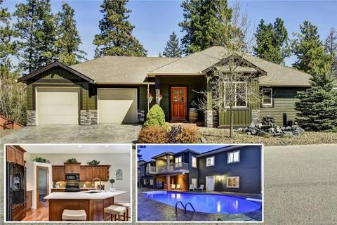 House for sale at 1612 Kloppenburg Rd Kelowna British Columbia - MLS: 10187337