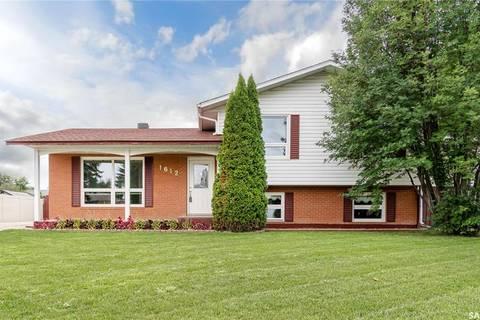 House for sale at 1612 Marshal Cres Moose Jaw Saskatchewan - MLS: SK784833