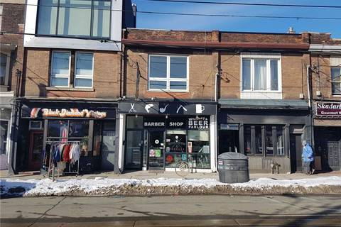 Commercial property for sale at 1612 Queen St Toronto Ontario - MLS: W4732260
