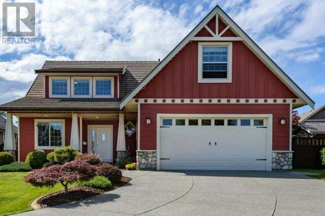 House for sale at 1612 Sussex Dr Courtenay British Columbia - MLS: 469541