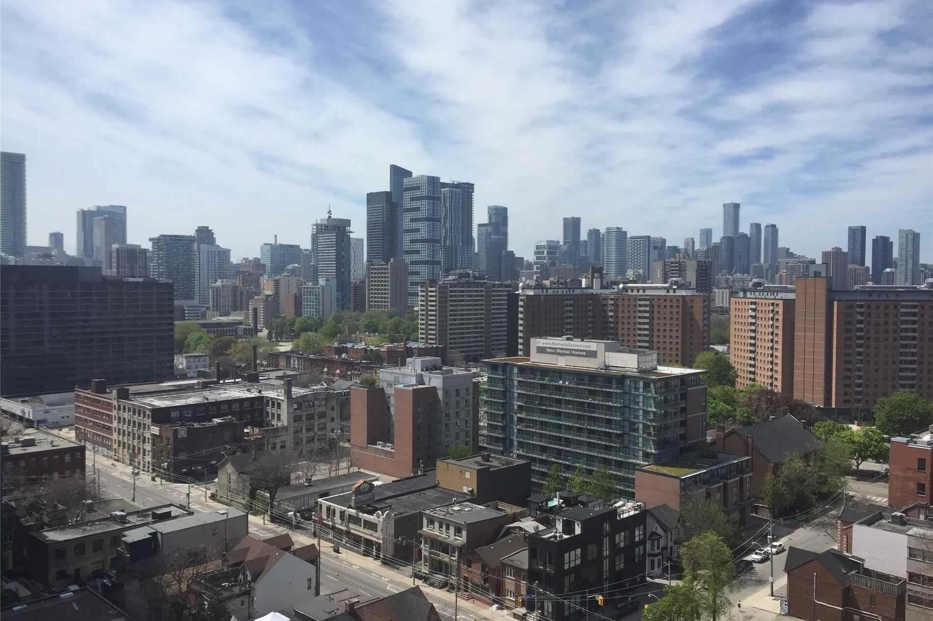Buliding: 120 Parliament Street West, Toronto, ON