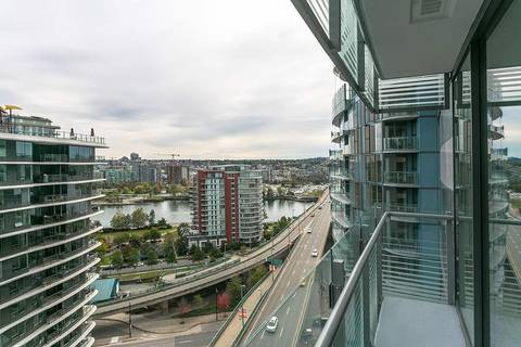 Condo for sale at 89 Nelson St Unit 1613 Vancouver British Columbia - MLS: R2411673