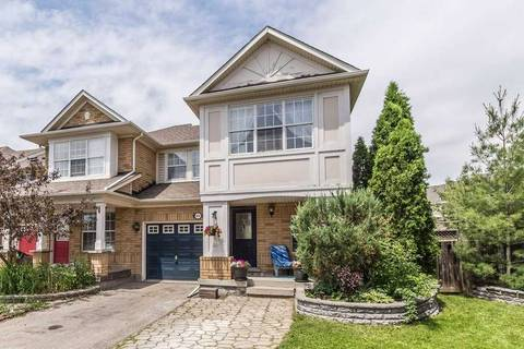 Townhouse for sale at 1613 Cartwright Cres Milton Ontario - MLS: W4496873