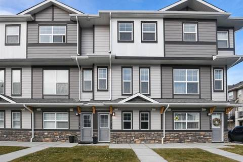 Townhouse for sale at 1613 Legacy Circ Southeast Calgary Alberta - MLS: C4276055