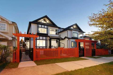 Townhouse for sale at 1614 36 Ave E Vancouver British Columbia - MLS: R2507439