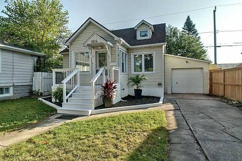 House for sale at 1614 Hickory Rd Windsor Ontario - MLS: X4578006