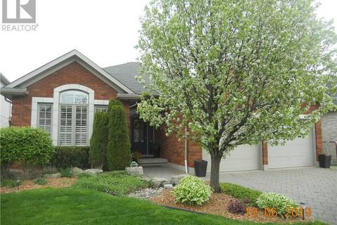House for sale at 1614 Kirkpatrick Wy London Ontario - MLS: 196903