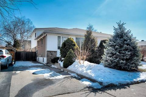 Townhouse for sale at 1614 Otterby Rd Mississauga Ontario - MLS: W4702115