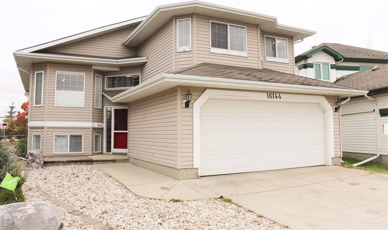 House for sale at 16144 128 St Nw Edmonton Alberta - MLS: E4175474