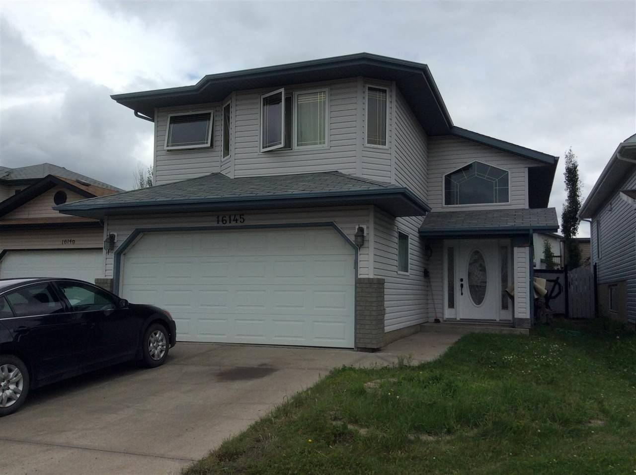 House for sale at 16145 128a St Nw Edmonton Alberta - MLS: E4165790