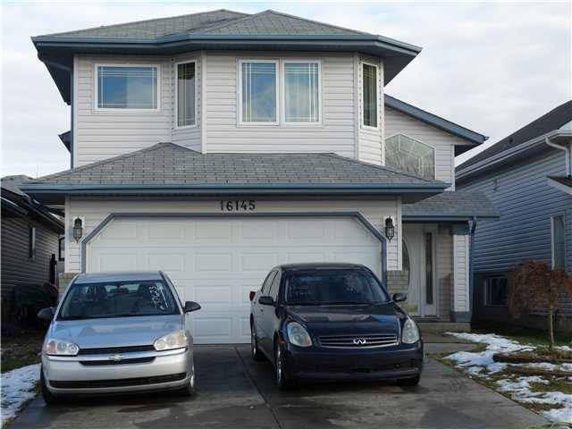 House for sale at 16145 128a St Nw Edmonton Alberta - MLS: E4186803