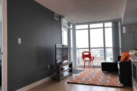 Condo for sale at 21 Iceboat Terr Unit 1615 Toronto Ontario - MLS: C4702550
