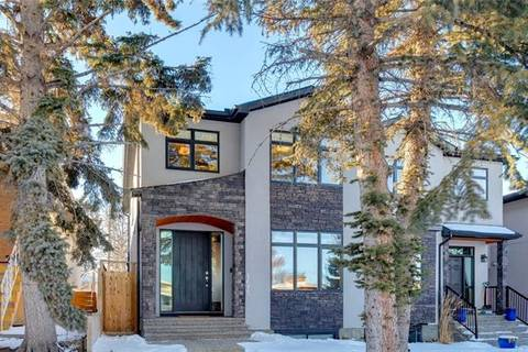 Townhouse for sale at 1615 41 St Southwest Calgary Alberta - MLS: C4286833