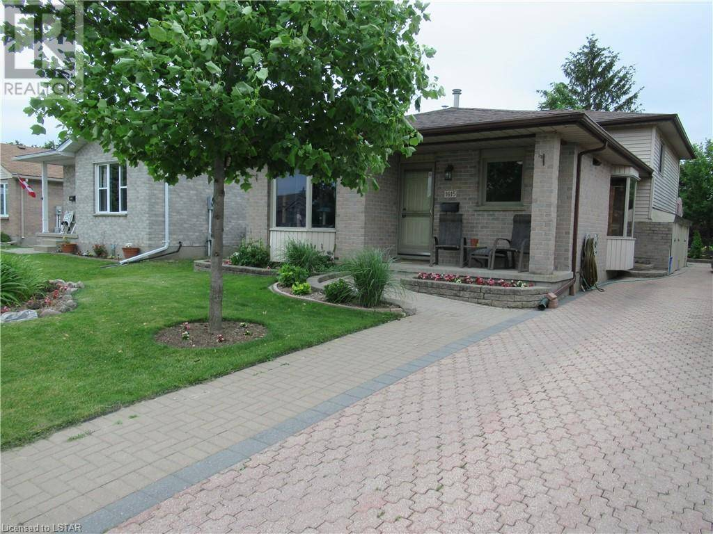House for sale at 1615 Jalna Blvd London Ontario - MLS: 205000