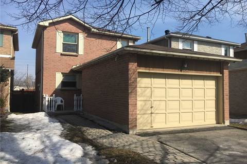 House for sale at 1615 Marshcourt Dr Pickering Ontario - MLS: E4391437