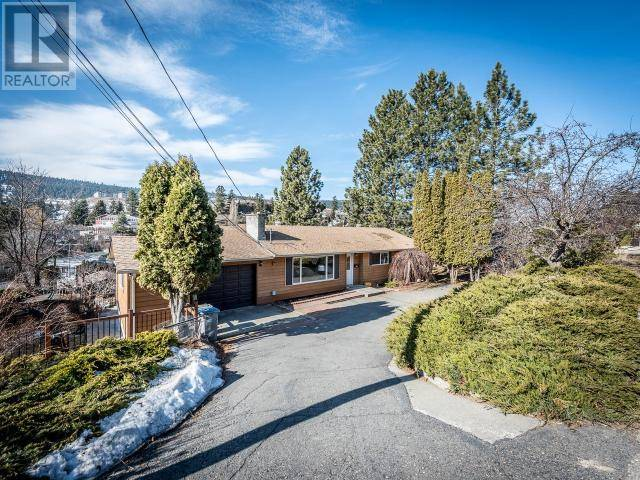 House for sale at 1615 Mt Dufferin Ave  Kamloops British Columbia - MLS: 155941