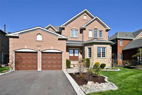 House for sale at 1615 Valley Ridge Cres Pickering Ontario - MLS: E4643219
