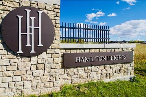 Home for sale at 0 Hamilton Heights Dr Unit 16150 Rural Foothills County Alberta - MLS: C4274917