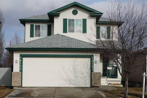 House for sale at 16153 128a St Nw Edmonton Alberta - MLS: E4142886