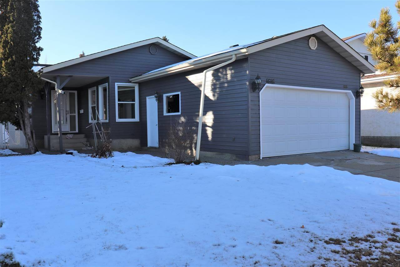 House for sale at 1616 105 St Nw Edmonton Alberta - MLS: E4187461