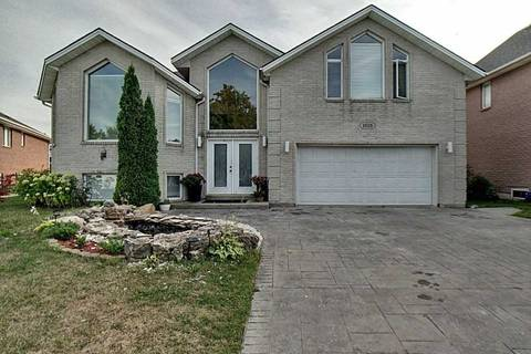 House for sale at 1616 Stoneybrook Cres Windsor Ontario - MLS: X4598030