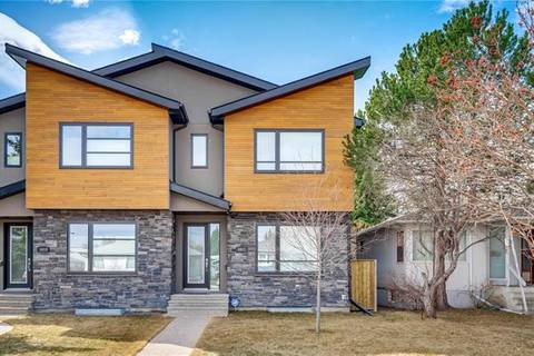 Townhouse for sale at 1617 22 Ave Northwest Calgary Alberta - MLS: C4238416