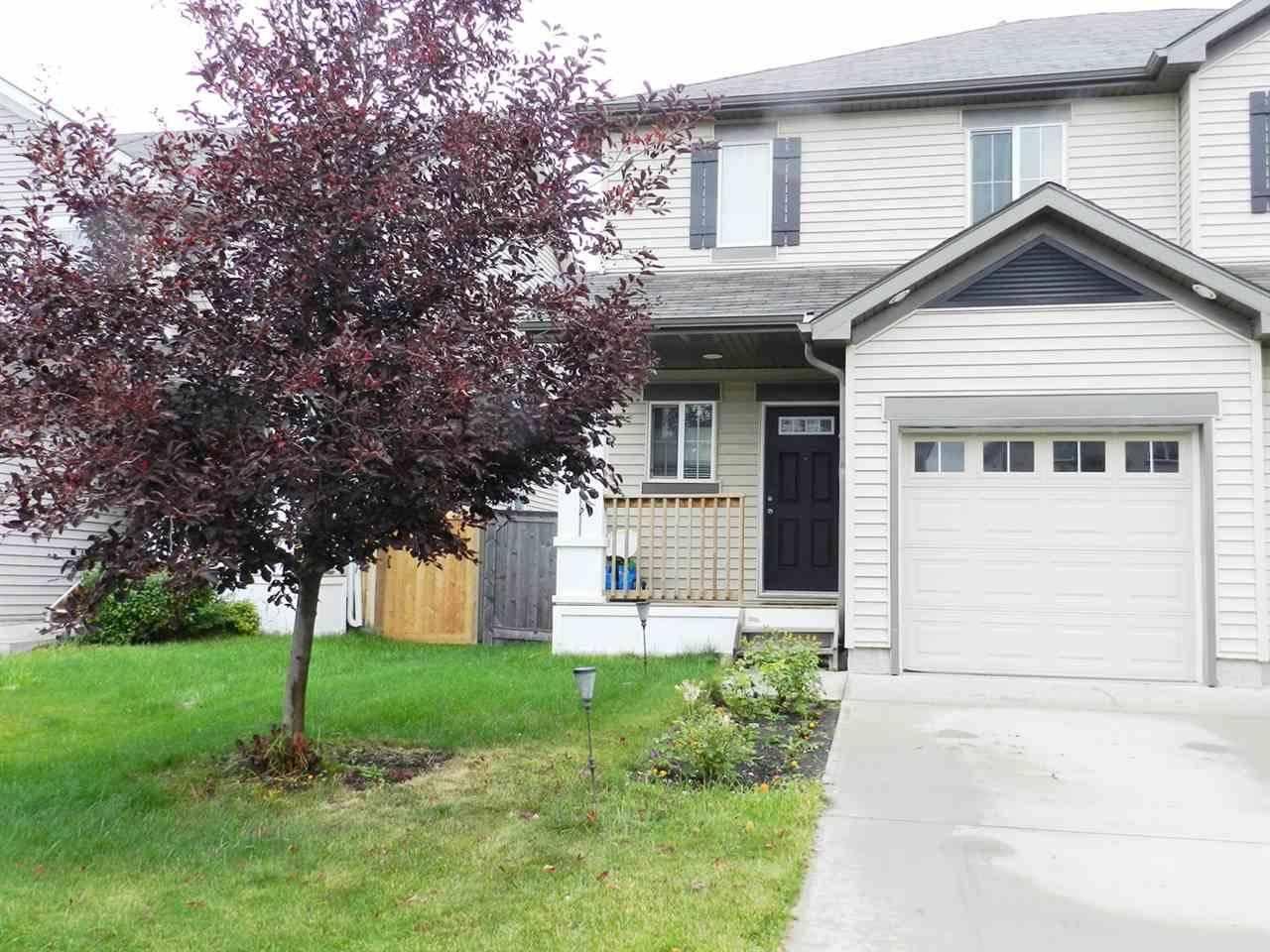 Townhouse for sale at 1617 65 St Sw Edmonton Alberta - MLS: E4194441