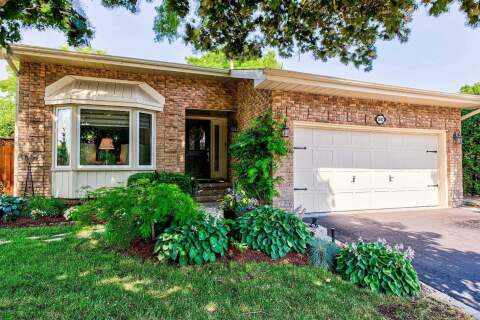 House for sale at 1617 Gallant Dr Mississauga Ontario - MLS: W4826284